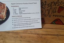 Povitica Recipes