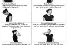 PT Neck/Headache/shoulder/posture