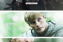 Merlin(contains merthur)