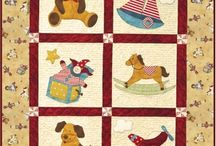 Baby/Children's Quilts / Quilts for shower gifts and children's charities