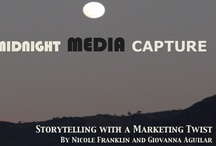 Midnight Media Capture Research / by Nicole Franklin - #EConvo
