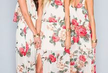 Wedding - Ladies, Bridesmaids, Maid of honour