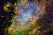 Light Years / Its more than 100,000 light years across our own Galaxy! / by glass & fire