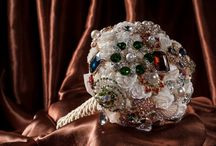 "Brooch Bouquets ""Pasha de Luxe"" / Brooch Bouquets ""Pasha de Luxe"" are luxury manually maded brooch bouquets for weddings"