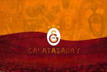 Galatasaray / Galatasaray Wallpaper Druvar Kağıdı Poster