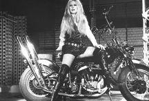 Je n'reconnais plus personne en Harley Davidson...