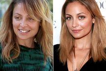 Nicole Richie without makeup / Nicole Richie without makeup has been caught one day in a shopping center and has proved that is the kind of celebrity with the most glowing skin in this sector.