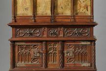 мебель готика