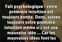Citations/proverbes et leçons