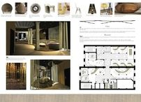 Interior design Site projects