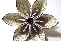 paper flowers / by Dlinda Evans