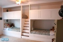 HOUSE  |  my love of bunk beds/houses