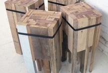 wood products / by Juan Leñero Espinosa
