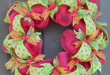 wreaths / by Sharon White