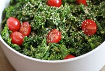Salads a la Scrumptious! / by Lizzie L