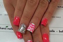 Nails, Hair and Make up