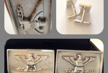 Men's / A selection of jewelry pieces designed for men, from rings to pendants to cufflinks - look for your inspiration!