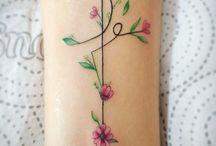Tattoo femeninos