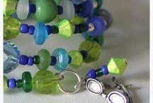 Bead, wire Jewels / enjoy creating beautiful jewels