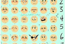 YCH - expressions for later