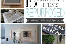 DIY Repurposed Ideas