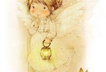 Anioły aniołki