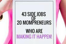 MoMpreneurs side jobs