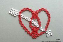 Фриволите_сердце
