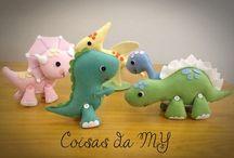 dinossauros do Henrico