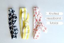 Headbands and Bows / by Britches N Bloomers Boutique