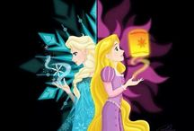 Tangled And Frozen