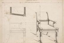 mobilya ölçüleri ve çizimleri