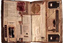 Crafts, Journals, Scrapbooking Ideas!