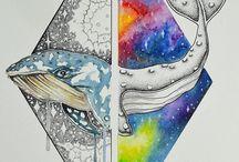 Arte - Aquarela