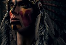 indiańscy wojownicy