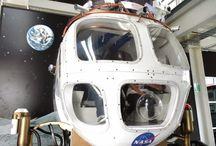 Sala de Astronomía / Sala de Astronomía y el Planetario Luis Enrique Erro. Centro de Difusión de Ciencia y Tecnología. Instituto Politécnico Nacional.