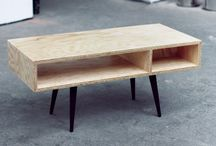 Plywood Coffee Tables