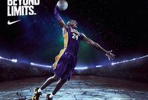 Ball Beyond Limits  / Kobe's advertisement Ball Beyond Limits