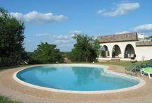 Rent holiday villa near Lake Travis with pool