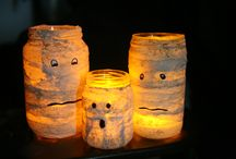 Holiday Helpers - Halloween / Searching Pinterest for delight?  Search this board for quite a fright!  (Okay, not really...but it's catchy, isn't it?!) / by Andrea K
