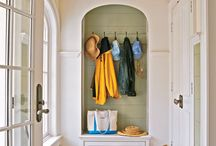 Foyers and Mudrooms / by Angela Raciti