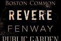 Boston / by Becky Hruby