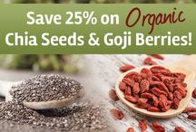 Top Promotions / by Live Superfoods
