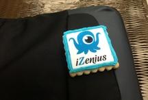 Galletas / Galletas de iZenius para nuestros amigos de internet.