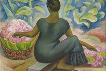 Pinturas Diego Rivera
