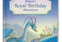 Royal Birthdays for Boys! / Throw a Royal Birthday Party for the little prince in your life! Your child is taken on a royal birthday adventure where he is celebrated as the birthday prince.  Available at http://www.iseeme.com/. / by I See Me! Personalized Children's Books