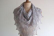 Modèles de châle en tricot