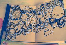 Doodles / by Sarah Hannevik