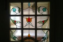 Victorian Federation Edwardian Glazes