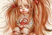 Иллюстрации Снежаны Чениной.
